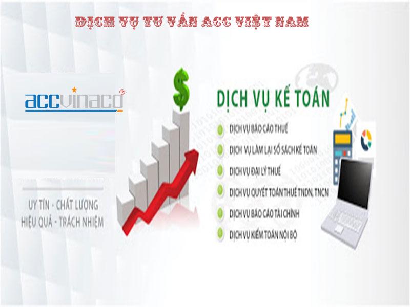 Công ty Dịch vụ kế toán Tphcm chuyên nghiệp năm 2020