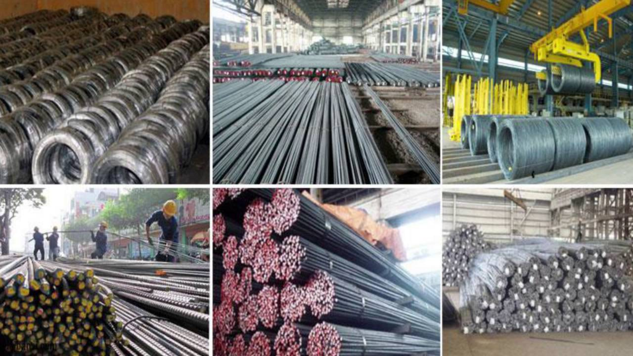 Top 10 đại lý phân phối sắt thép xây dựng giá rẻ chuyên nghiệp