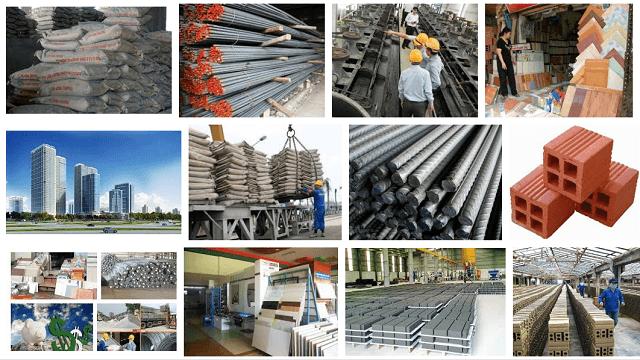 Top 10 đại lý phân phối vật liệu xây dựng giá rẻ chuyên nghiệp