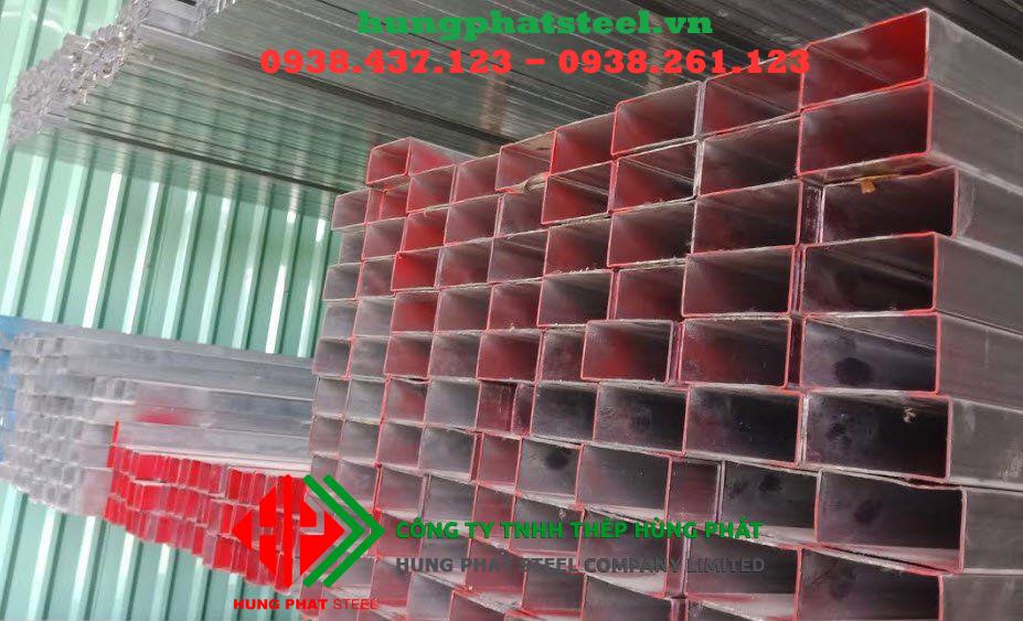 Tổng hợp thông tin về thép hộp bọc nhựa