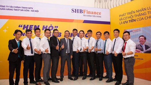 Công ty Tài chính TNHH MTV Ngân hàng TMCP Sài Gòn – Hà Nội (SHB Finance)