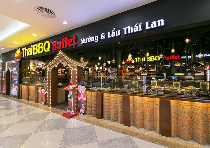 Thái BBQ Buffet