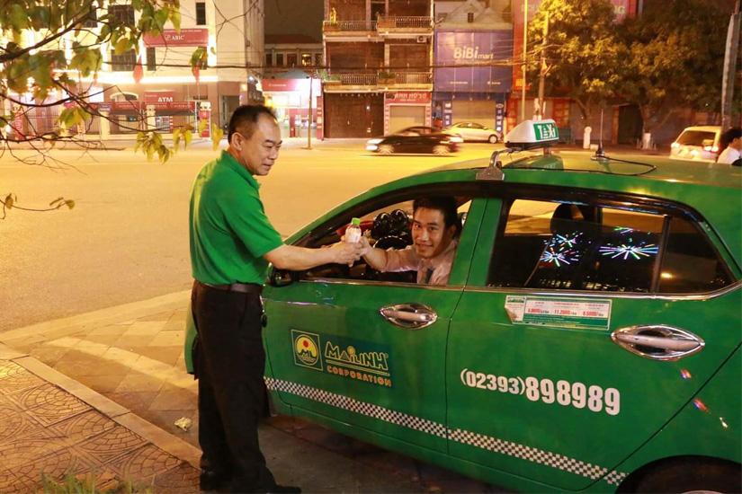 Công ty Taxi Mai Linh